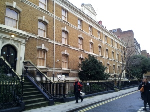 Less than 10 min walk from the House of Commons, looking for a buyer, ready for demolition & refurbishment